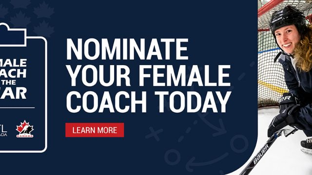 BFL Female Coach of the Year