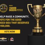 Chevy Good Deeds Cup Regional Finalist Are In!