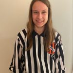 Hockey NL Would Like to Congratulate & Recognize, Abby Bessey – Official of the Month, February