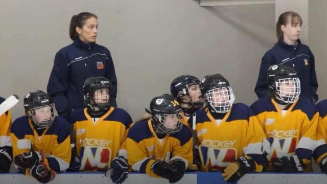 Hockey NL would like to Congratulate and Recognize, Stephanie Delaney – Coach of the Month, February 2021