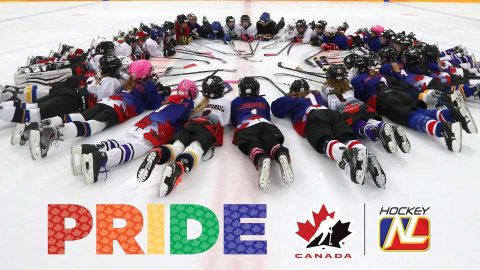 MAKING A STATEMENT Hockey Newfoundland and Labrador's mission is among the first in the country to focus on inclusion
