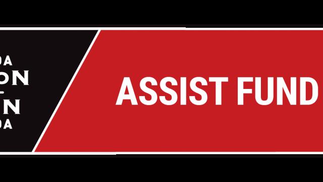 The $1 Million Hockey Canada Foundation Assist Fund is Back!