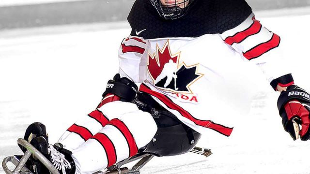 CONGRATULATIONS TO LIAM HICKEY (PLAYER) & AJ MURLEY (EQUIPMENT MANAGER) ON BEING SELECTED TO CANADA'S NATIONAL PARA HOCKEY TEAM NAMED FOR 2021-22 SEASON