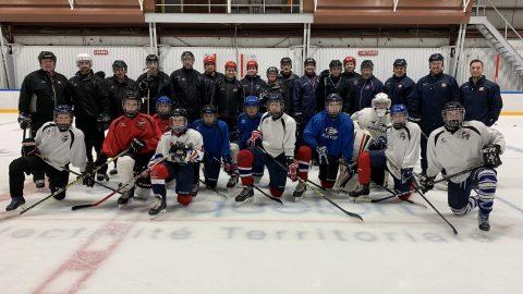 Hockey NL – Development 1 Clinic Changes